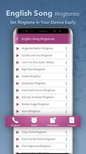 english-songs-ringtones