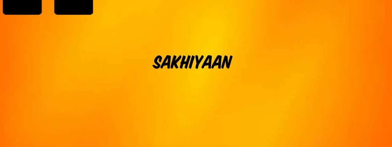 Sakhiyaan-Ringtone