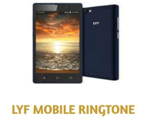 lyf-mobile-ringtone