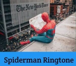 spiderman-ringtone-download