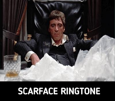 scarface-ringtone
