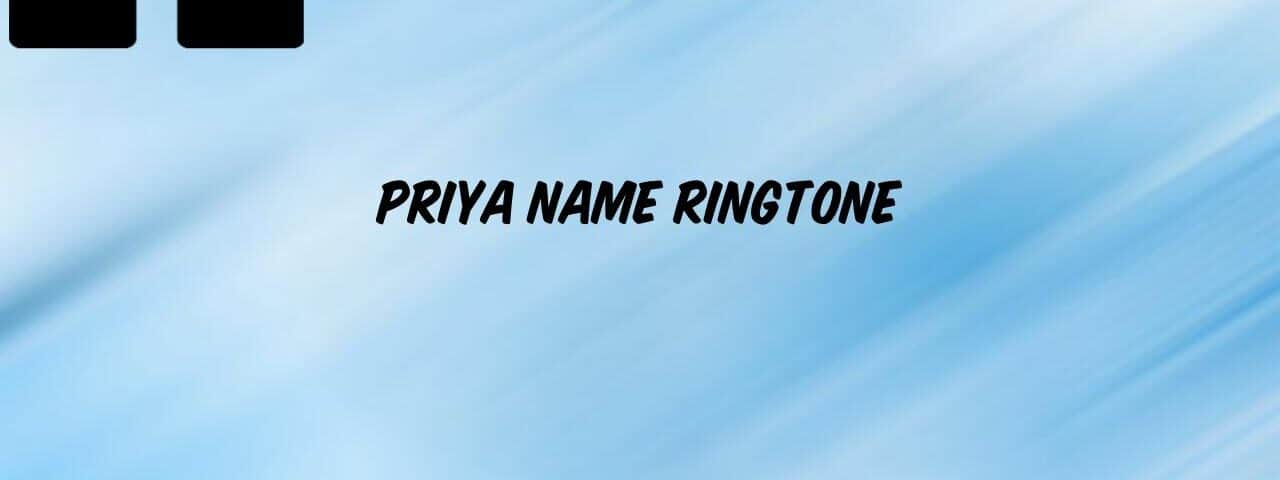 priya-name-ringtone