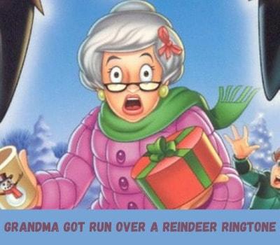 grandma-got-run-over-by-a-reindeer-ringtone