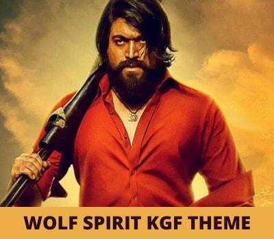Wolf-Spirit-Kgf-Theme
