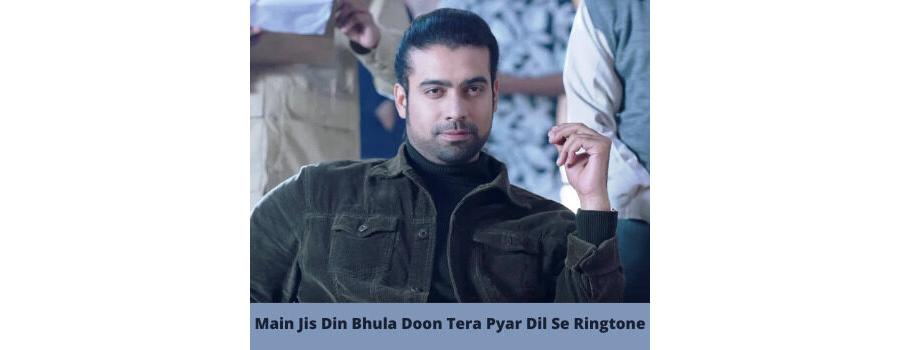 Main Jis Din Bhula Doon Tera Pyar Dil Se Ringtone Download