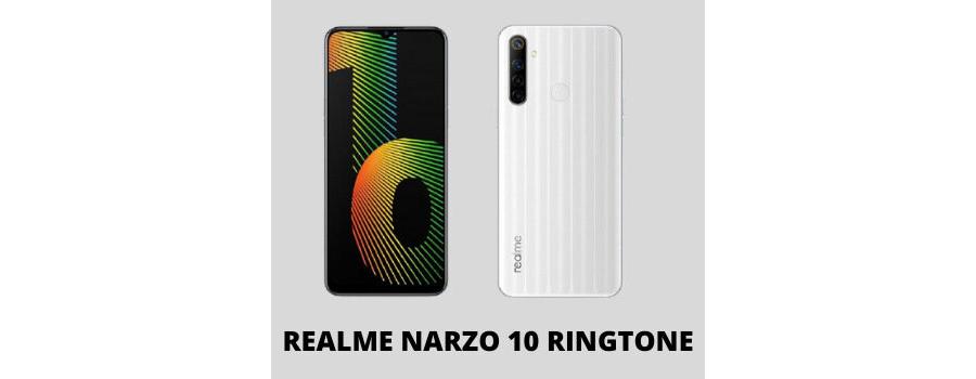 Realme Narzo 10 Ringtone Download MP3 for Free